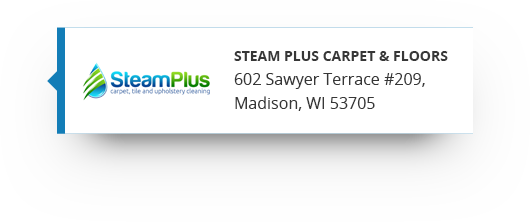 Steam plus carpet and floors madison wi carpet cleaning for 602 sawyer terrace madison wi